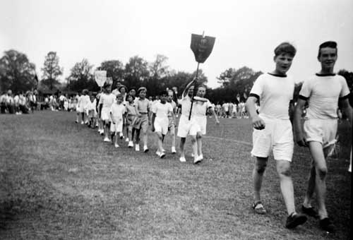 Beechholme Sports Day 1963
