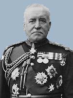 General Sir Charles Carmichael Monro. (Original Photo © The Queen's Royal Surrey Regimental Association).