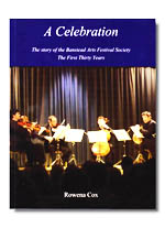 A Celebration - Banstead Arts Festival Society 30 Years
